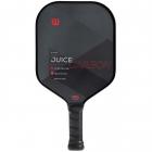 Wilson Juice Carbon Pickleball Paddle (Black/Red) -