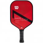 Wilson Juice Team Pickleball Paddle (Red/Black) -