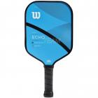 Wilson Echo Team Pickleball Paddle (Blue/Black) -