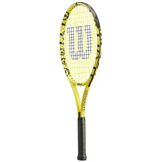 WR069210U Wilson Minions 25 Junior Tennis Racquet