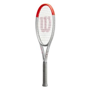 WR077511U Wilson Clash 100 Silver Tennis Racquet