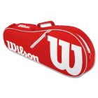 Wilson Advantage II Tennis Bag (Red/White) -