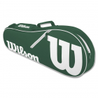 Wilson Advantage II Tennis Bag (Green/White) -