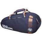 Wilson Roland Garros Team 6 Pack Tennis Racquet Bag -