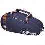WR8006701 Wilson Roland Garros Team 6 Pack Tennis Racquet Bag