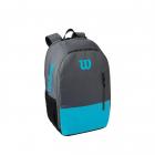 Wilson Team Tennis Backpack (Blue/Gray) -