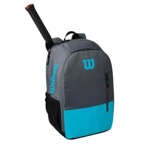 WR8009902001 Wilson Team Blue Grey Tennis Backpack