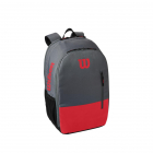 Wilson Team Tennis Backpack (Red/Gray) -