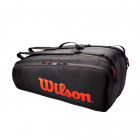 Wilson Tour 12 Pack Tennis Bag (Red/Black) -