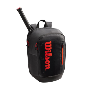 WR8011401001 Wilson Tour Red Black Tennis Backpack
