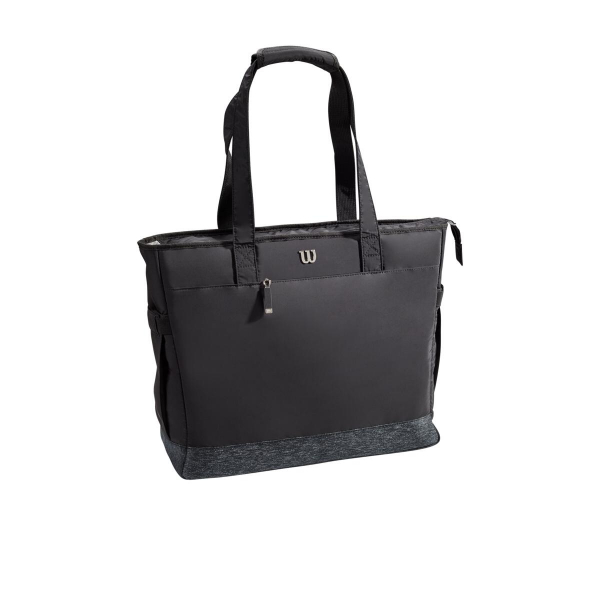 WR8011801001 Wilson Women's Black Tennis Tote