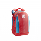 Wilson Junior Tennis Backpack (Coral/Blue/White) -