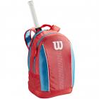 Wilson Junior Tennis Backpack (Coral/Blue/White) -