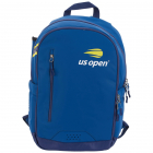 Wilson US Open Tour Tennis Backpack (Blue/Yellow/White) -