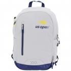 Wilson US Open Tour Tennis Backpack (Grey/Blue/Yellow) -