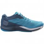 Wilson Men's Rush Pro 3.5 Tennis Shoe (Barrier Reef/Majolica Blue/White) -