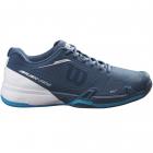 Wilson Men's Rush PRO 2.5 Tennis Shoes (Majolica Blue/White/Barrier Reef) -