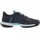 Wilson Women's KAOS Swift Tennis Shoes (Outerspace/Aruba Blue/Soothing Sea) -