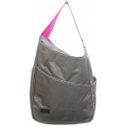Maggie Mather Maggie Bag Tote (Pewter) - Maggie Mather Tennis Bags