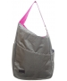 Maggie Mather Maggie Bag Tote (Pewter) - Maggie Mather Tennis Totes & Bags