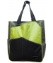 Maggie Mather Three Tone Tennis Tote Lim/ Pew/ Blk) - Maggie Mather Three Tone Tennis Bags