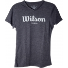 Wilson Women's Vintage Tech Tee (Grey) - Wilson