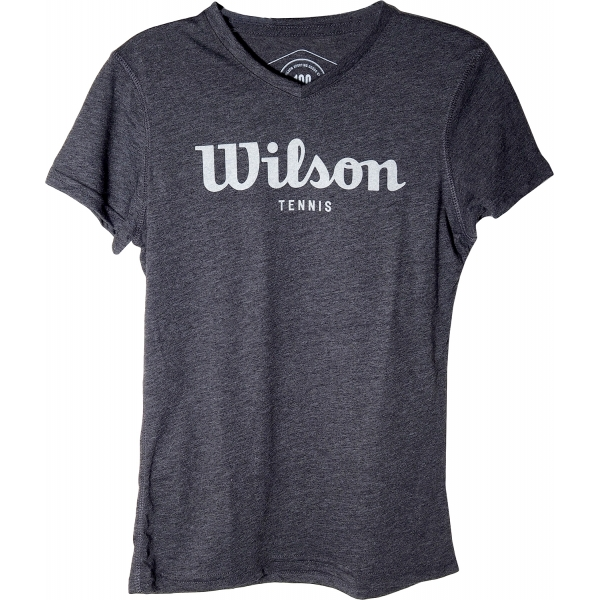 Wilson Women's Vintage Tech Tee (Grey)