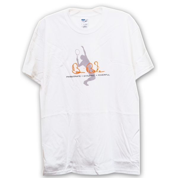 Boris Becker Delta S/S T-Shirt (White)