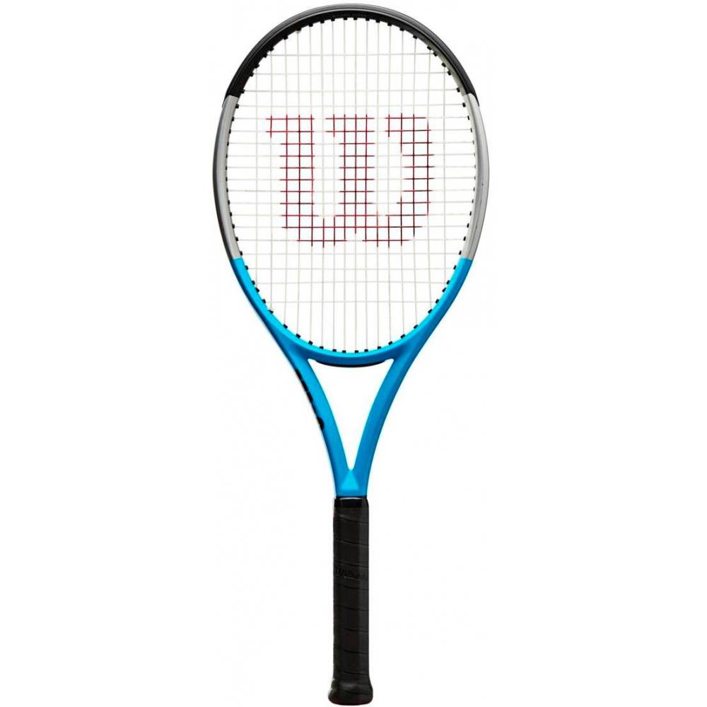 WR033621U Wilson Ultra 100 v3 Reverse Tennis Racquet