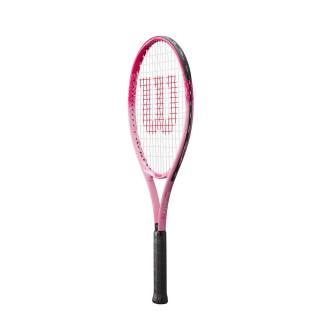 WR052610U.Wilson Burn Pink 25 Inch Junior Tennis Racquet