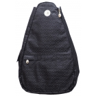 Jet Black Heart Small Sling Bag - Tennis Bags on Sale