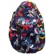Jet Navy Floral Knock Off Backpack - New Tennis Bags