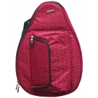Jet Red C Mini Backpack - Jet Tennis Bags
