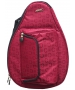 Jet Red C Mini Backpack - Tennis Racquet Bags