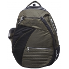 Jet Checkered Olive Tennis Backpack - Jet Bag Sale