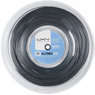 Luxilon ALU Power 127 Spin 16g Tennis String (Reel)