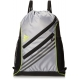 adidas Strength Sackpack (Mid Grey/Semi Solar Yellow) - Tennis Racquet Bags