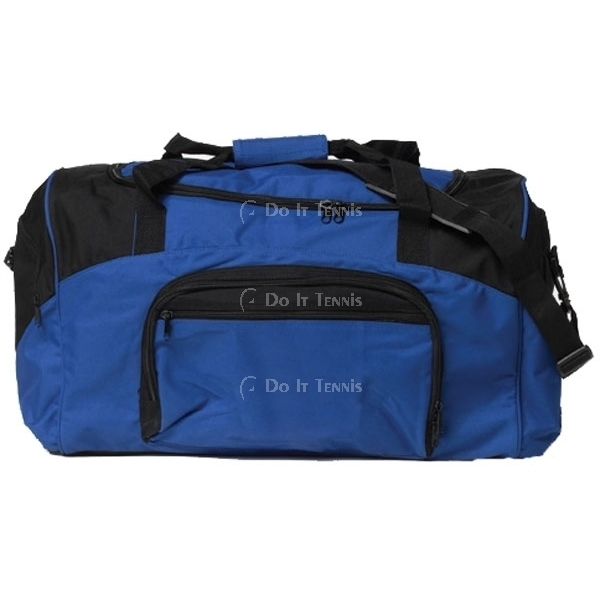 A4 27″ Two Color Athletic Duffel (Team)