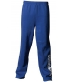 A4 Men's 9.5 Oz. Fleece Open Bottom Pant - Men's Outerwear Tennis Apparel
