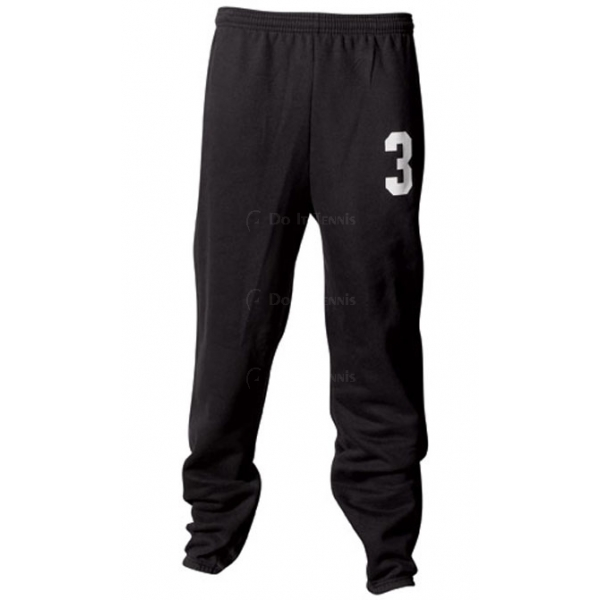 A4 Men's 9.5 Oz. Fleece Track Pant