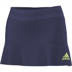 Adidas Womens All Premium Skort (Midnight Indigo) - Women's Tennis Apparel