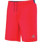 Adidas Men's Barricade Climachill Shorts (Solar Red) - Men's Shorts Tennis Apparel