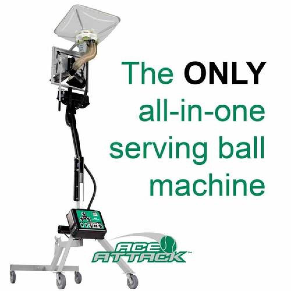 Ace Attack Ball Machine