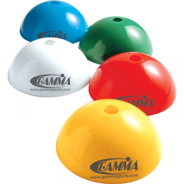 GAMMA Dome Cones 5-Pack (36'/60'/Full Courts)