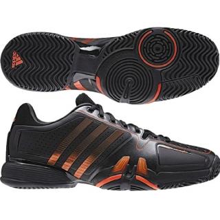 Adidas Barricade 7 Mens Tennis Shoes Blk Org 320