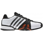 Adidas Barricade 7 Mens Shoes Wht/ Blk/ Red - Shoes