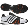 Adidas Barricade 7 Mens Shoes Wht/ Blk/ Red