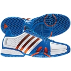 Adidas Barricade 7 Mens Shoes (Wht/ Blu/ Red) - Shoes