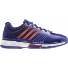 Adidas Barricade 7 Womens Tennis Shoes (Blu/ Red/ Wht) - Tennis Shoes Sale