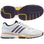 Adidas Barricade 7 Womens Shoes (White/ Pur/ Org)